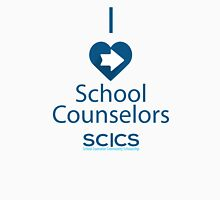 I Heart School Counselors - SC|CS Support Classic T-Shirt
