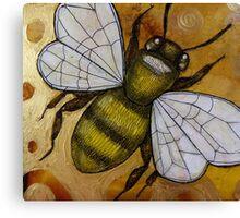 Flight of the Bumblebee VI Canvas Print