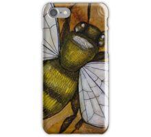 Flight of the Bumblebee VI iPhone Case/Skin