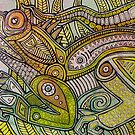 Iguana Go Home by Lynnette Shelley