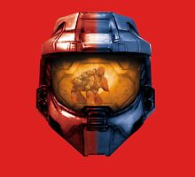 Red vs Blue Helmet Unisex T-Shirt