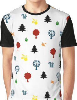 Woodland wonder Graphic T-Shirt