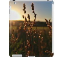 Macro Sunset #1 iPad Case/Skin