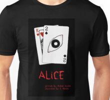 ALiCE Cover Art With Words Unisex T-Shirt