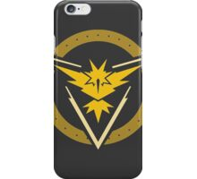 Team Instinct Vintage Logo iPhone Case/Skin