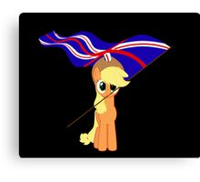 Apple Nations - British Bronies Canvas Print