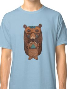 Mom and Baby Bear together Classic T-Shirt
