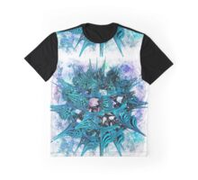 Mandelbulb Emerging Graphic T-Shirt