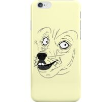 How To Draw Really Good Doge Face iPhone Case/Skin