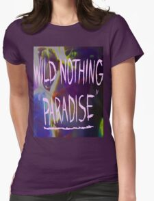 Wild Nothing - Paradise Womens Fitted T-Shirt