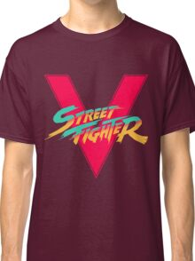 Super Street Fighter Five, 2: Turbo Impact Classic T-Shirt