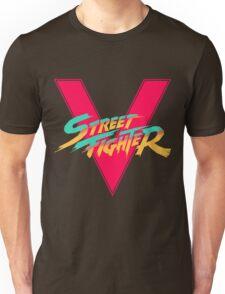 Super Street Fighter Five, 2: Turbo Impact Unisex T-Shirt