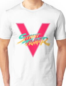 Super Street Fighter Five, 2: Turbo Impact Unisex T-Shirt