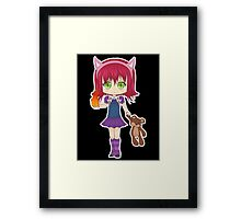 Annie - League of Legends Framed Print
