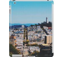 Lombard St iPad Case/Skin