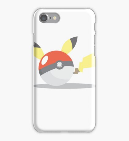 PikaBall iPhone Case/Skin