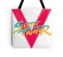 Super Street Fighter Five, 2: Turbo Impact Tote Bag