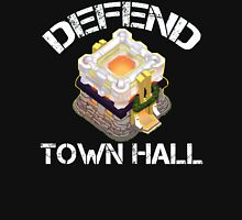COC Clash of Clans - Defend Town Hall 11 Unisex T-Shirt