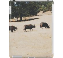 Water buffalo  iPad Case/Skin