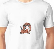 violet the dashshund Unisex T-Shirt