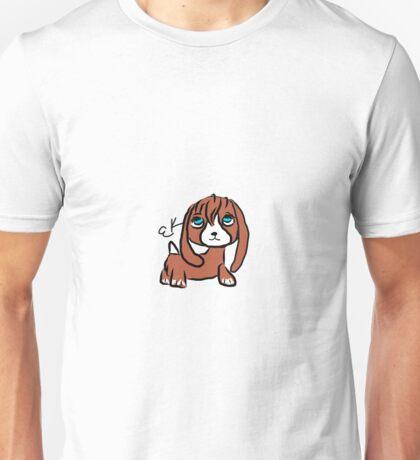 violet the dashshund Unisex T-Shirt