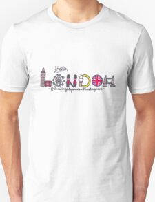 Hello London T-Shirt