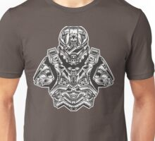 Master Chief Bust Unisex T-Shirt