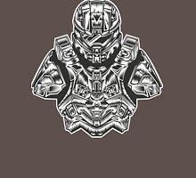 Master Chief Bust Unisex T-Shirt