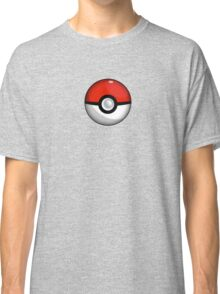 Pokemon Go Team Red Pokeball Classic T-Shirt
