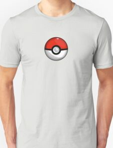 Pokemon Go Team Red Pokeball Unisex T-Shirt
