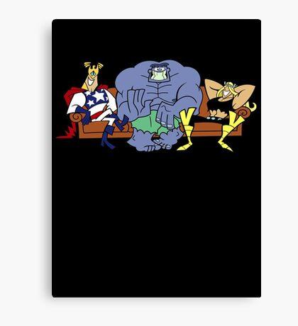 Justice Friends! Canvas Print