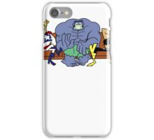 Justice Friends! iPhone Case/Skin
