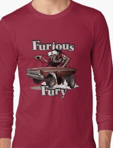 Furious Fury Long Sleeve T-Shirt