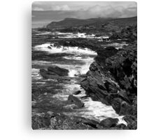 On A Nice Day Canvas Print