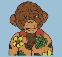 Hawaiian Ape Baby Tee