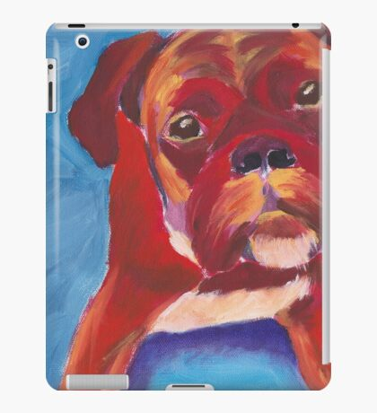 dog.  iPad Case/Skin