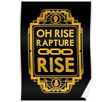 Rise Rapture Rise Poster
