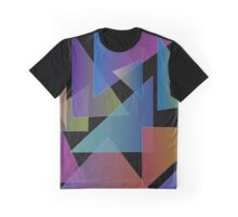 dark triangles Graphic T-Shirt