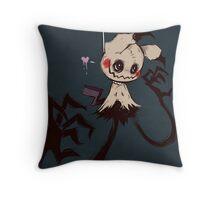 Mimikkyu Throw Pillow