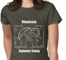 Blackrock Summer Camp Womens Fitted T-Shirt