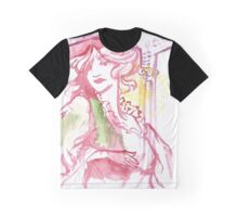 red lady  Graphic T-Shirt