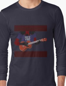 Hollow Strings  Long Sleeve T-Shirt