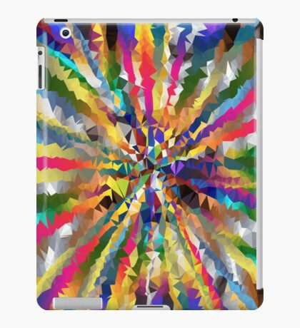 many colours iPad Case/Skin