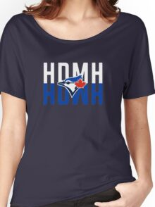 Marcus Stroman HDMH Blue Jays Women's Relaxed Fit T-Shirt