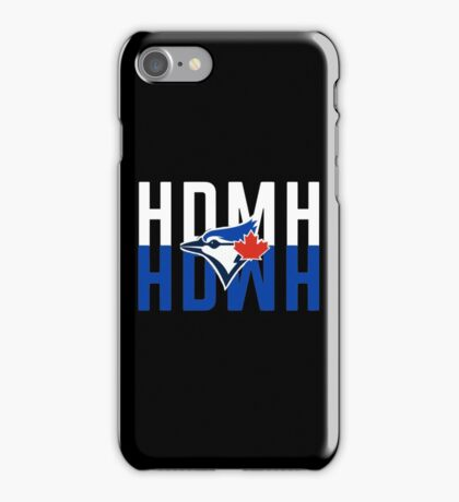 Marcus Stroman HDMH Blue Jays iPhone Case/Skin