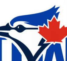 Marcus Stroman HDMH Blue Jays Sticker