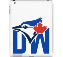 Marcus Stroman HDMH Blue Jays iPad Case/Skin