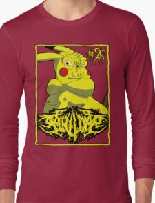 How To Draw Really Good Pikachu Long Sleeve T-Shirt