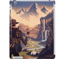 Adventure  iPad Case/Skin