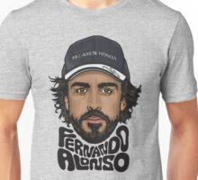 Alonso Unisex T-Shirt